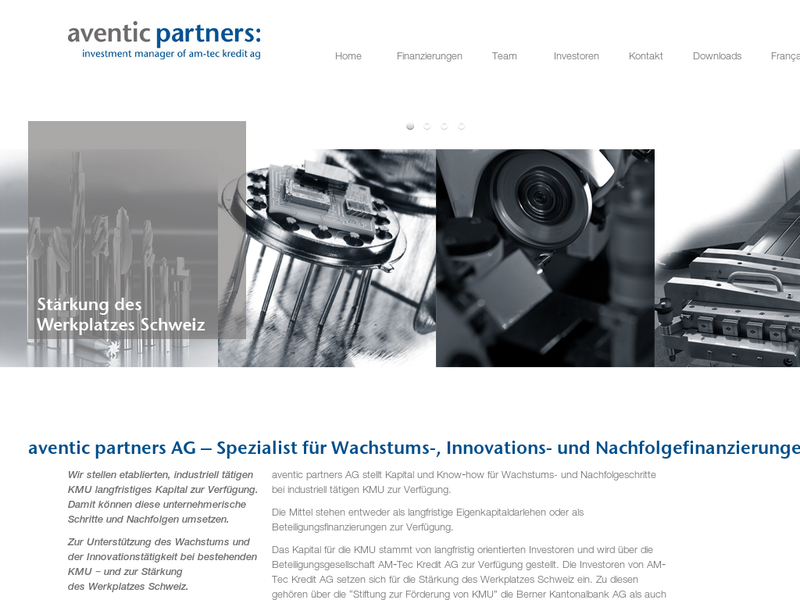 Images from Aventic Partners AG