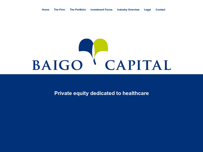 Images from Baigo Capital GmbH