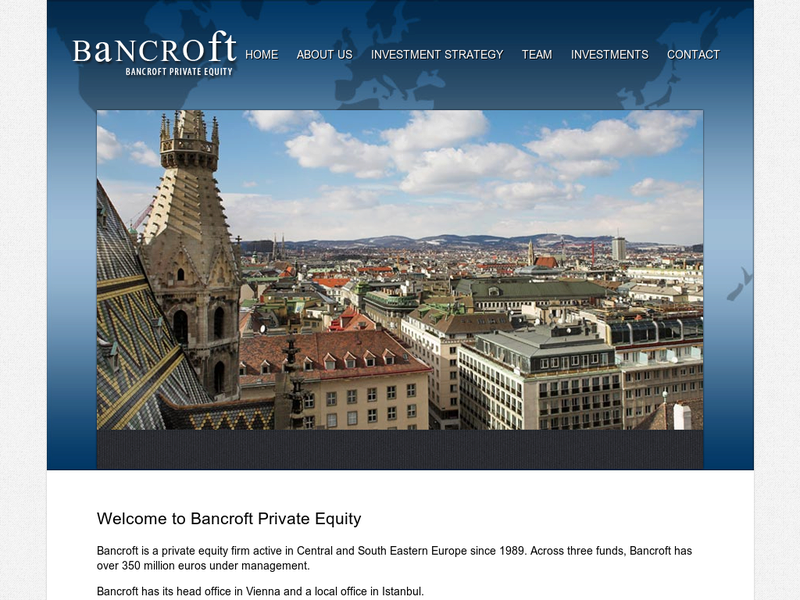 Images from Bancroft Private Equity GmbH & Co KG