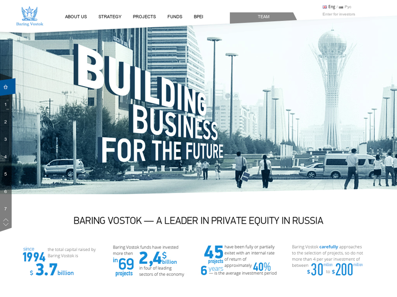 Images from Baring Vostok Capital Partners Ltd.