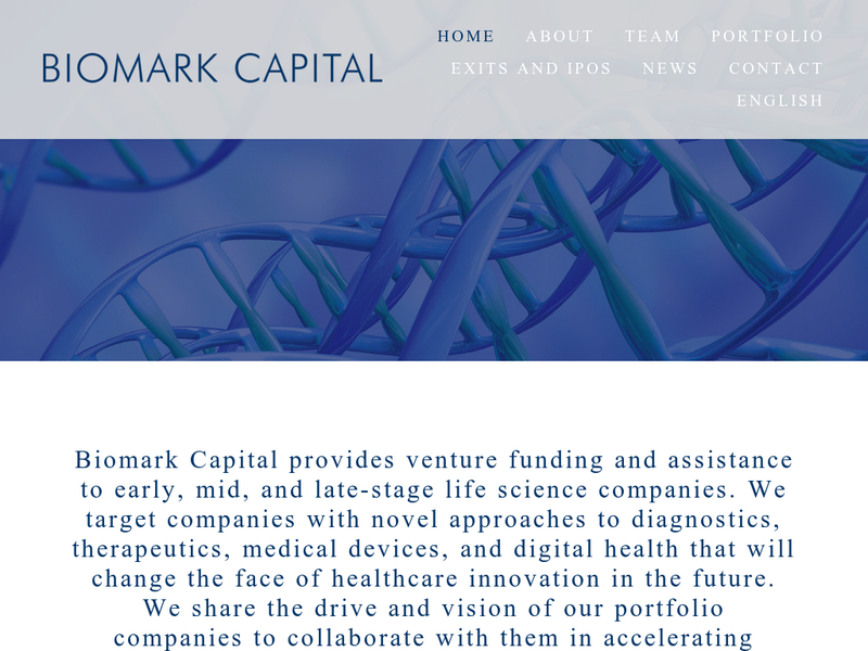 Images from Biomark Capital