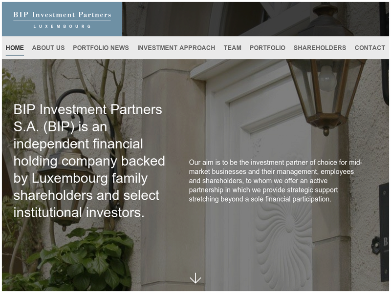 Images from BIP Investment Partners S.A.
