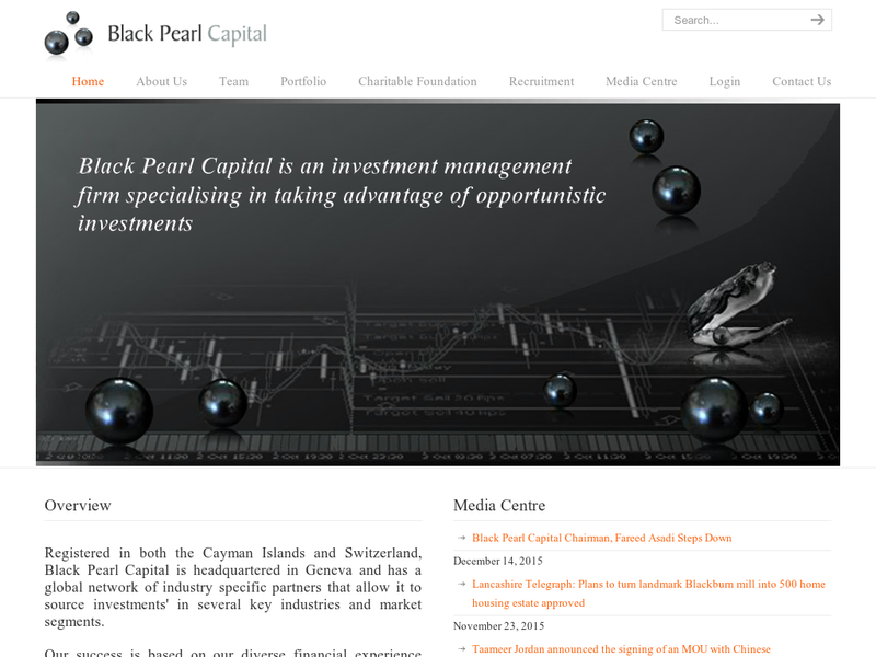 Images from Black Pearl Capital Partners
