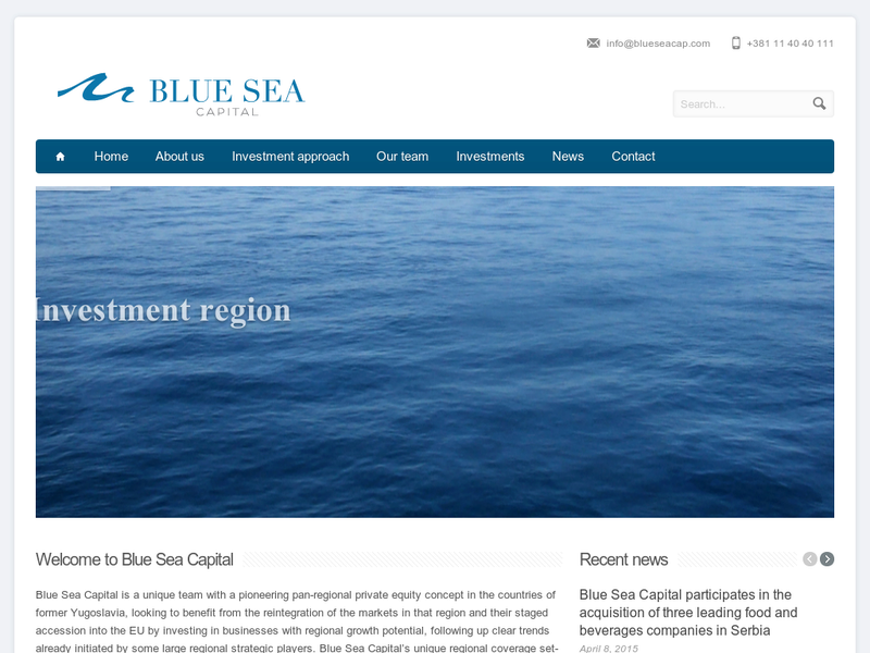 Images from Blue Sea Capital