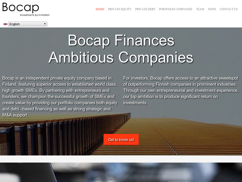 Images from Bocap Group