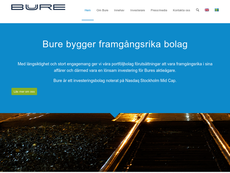 Images from Bure Equity AB