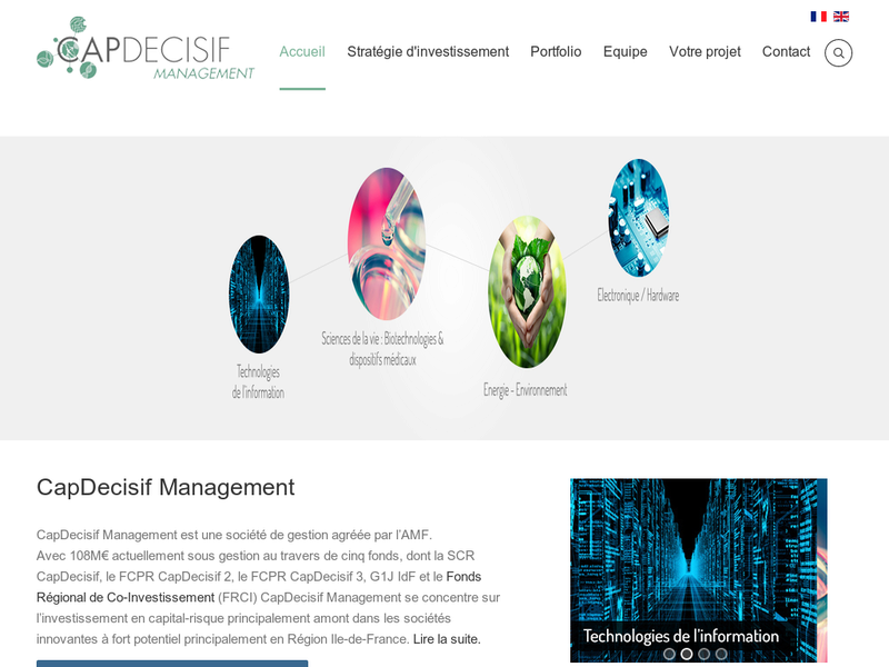 Images from CapDecisif Management