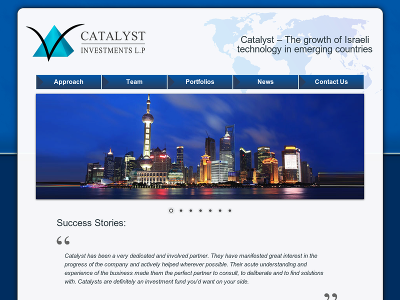 Images from Catalyst Investments, L.P.