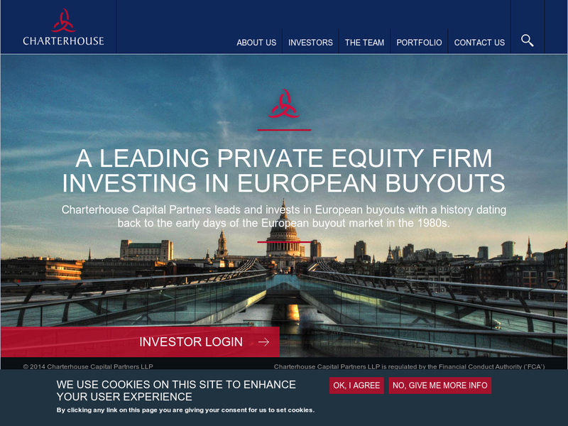 Images from Charterhouse Capital Partners LLP