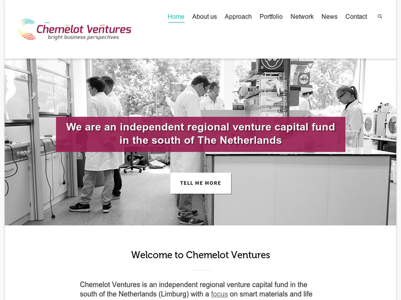 Images from Chemelot Ventures