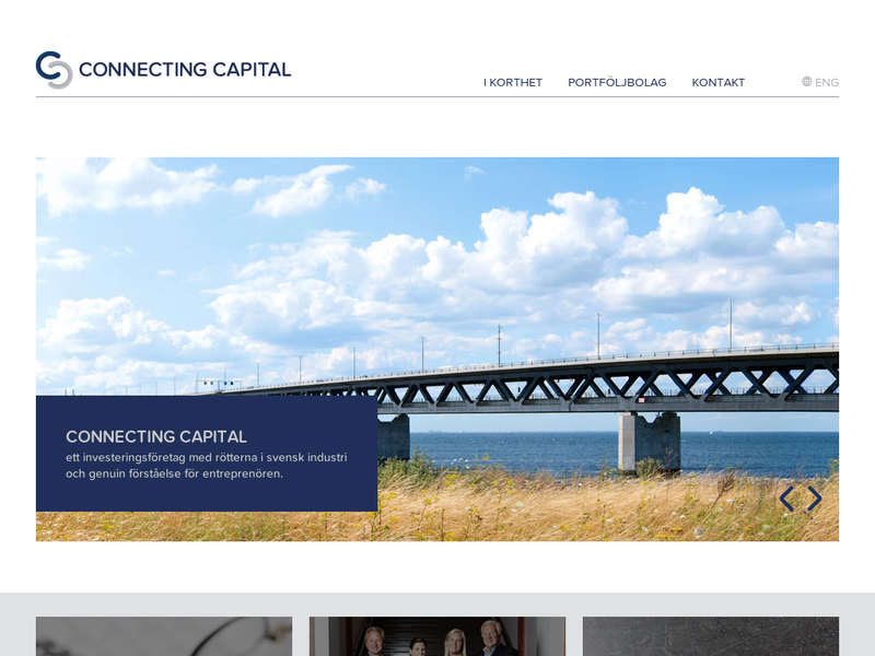 Images from Connecting Capital