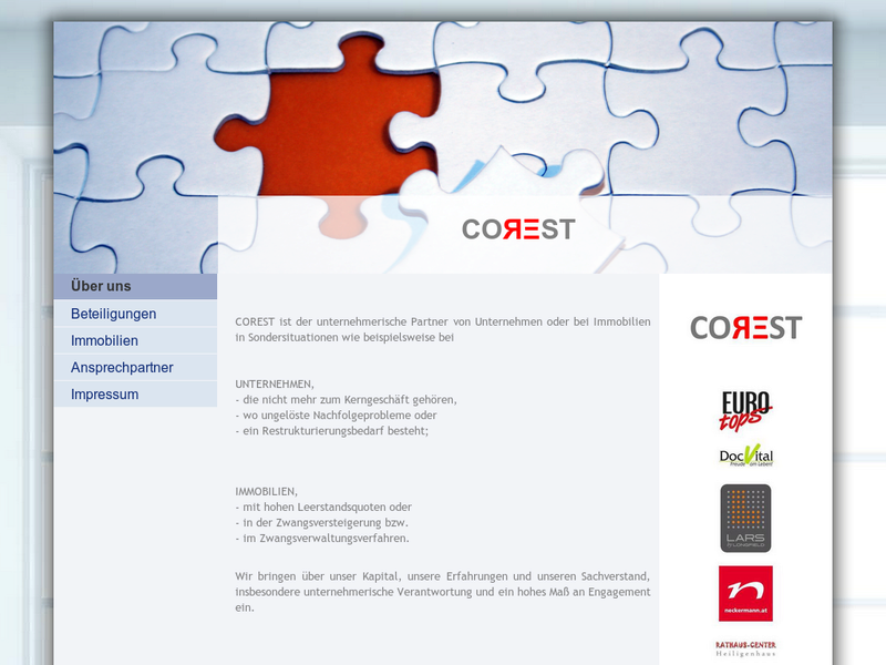 Images from COREST GmbH