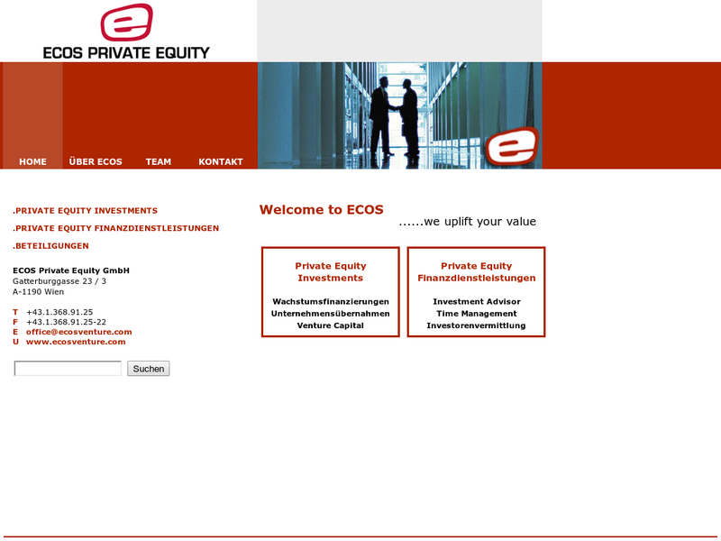 Images from ECOS Private Equity GmbH