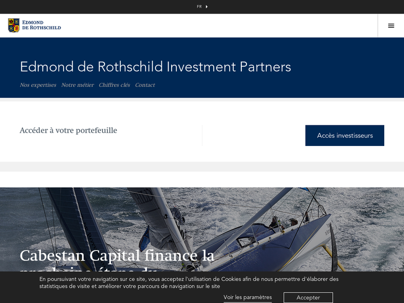 Images from Edmond de Rothschild Investment Partners