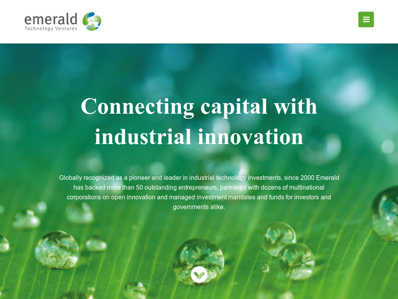 Images from Emerald Technology Ventures AG