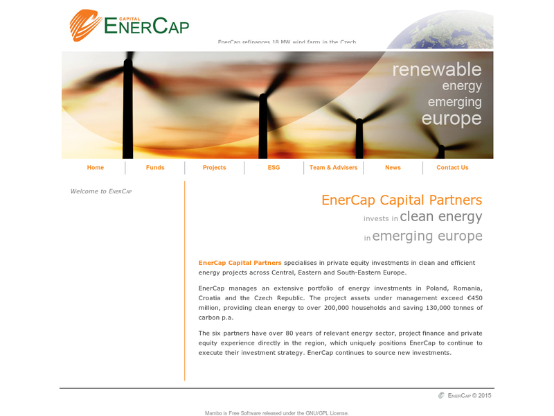 Images from EnerCap Capital Partners