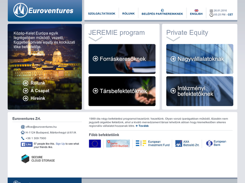 Images from Euroventures Capital Kft.