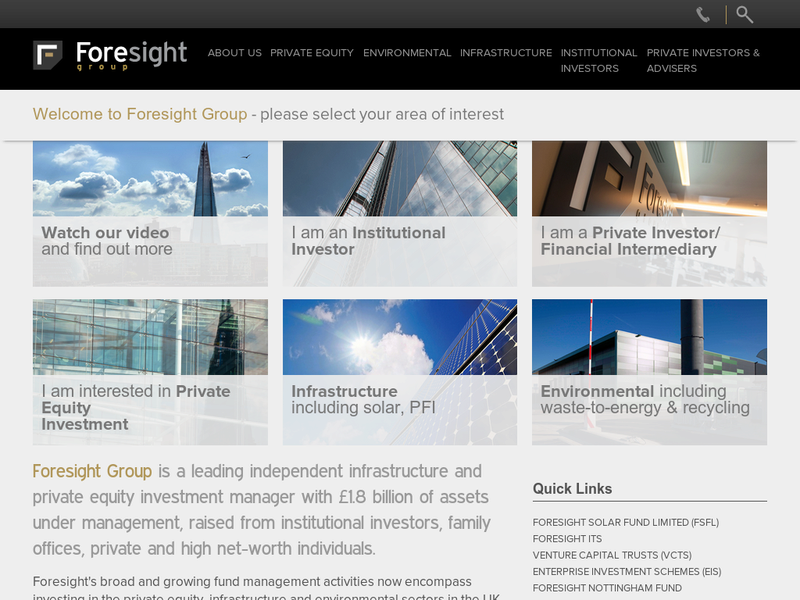 Images from Foresight Group