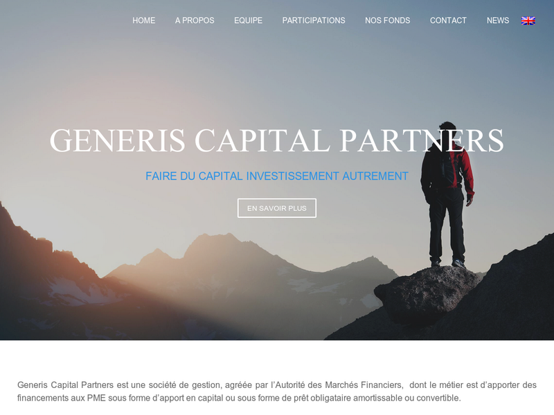 Images from Generis Capital Partners