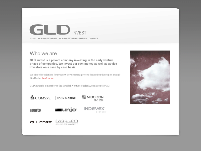 Images from GLD Invest AB