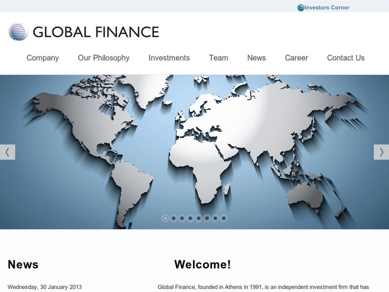 Images from Global Finance S.A.