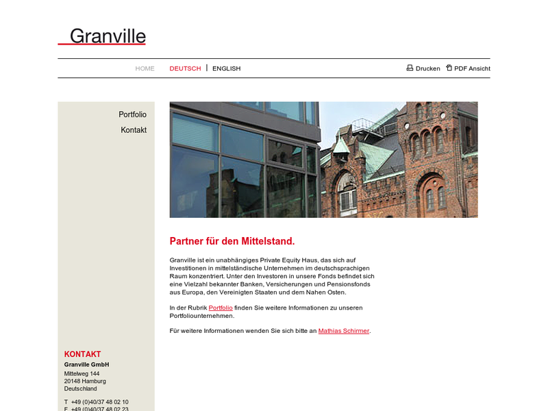 Images from Granville GmbH