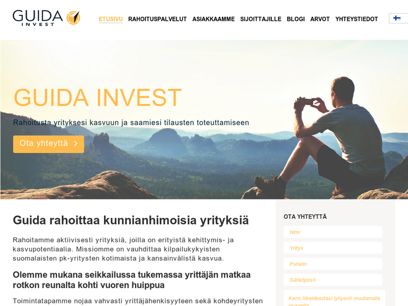 Images from Guida Invest Oy