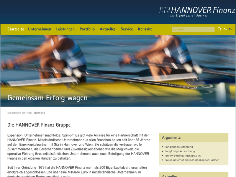 Images from Hannover Finanz GmbH