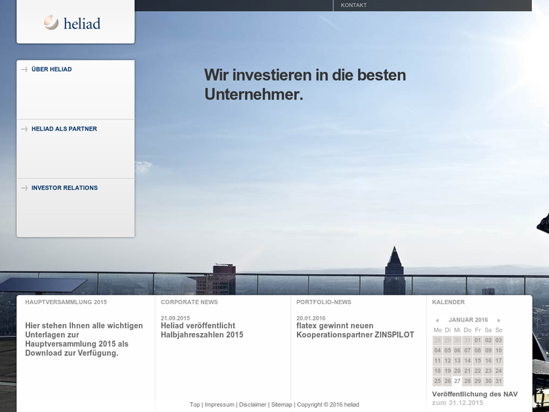 Images from Heliad Equity Partners GmbH & Co. KGaA