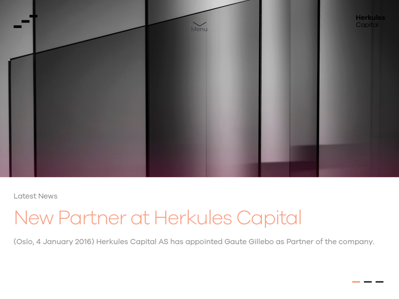 Images from Herkules Capital AS