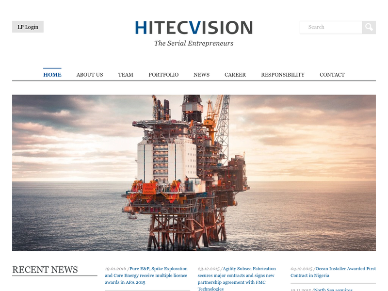 Images from HitecVision Private Equity AS