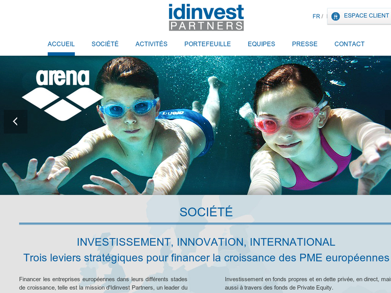 Images from Idinvest Partners