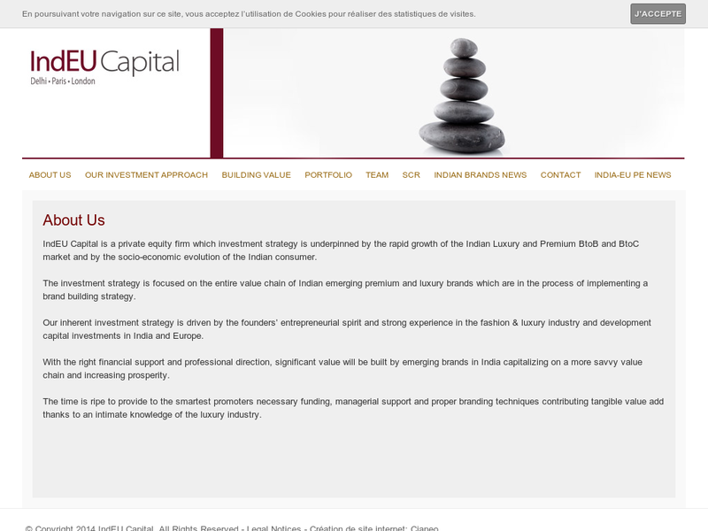 Images from IndEU Capital (India) Pvt Ltd.