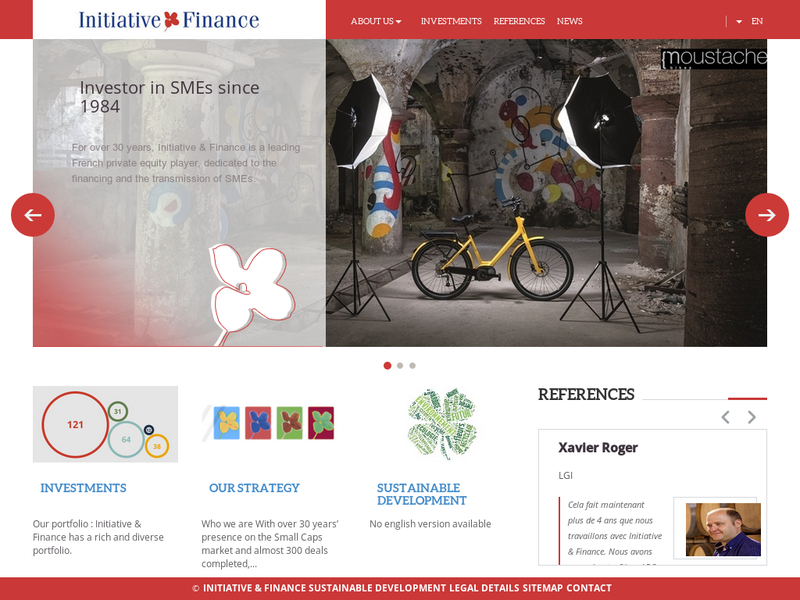 Images from Initiative & Finance