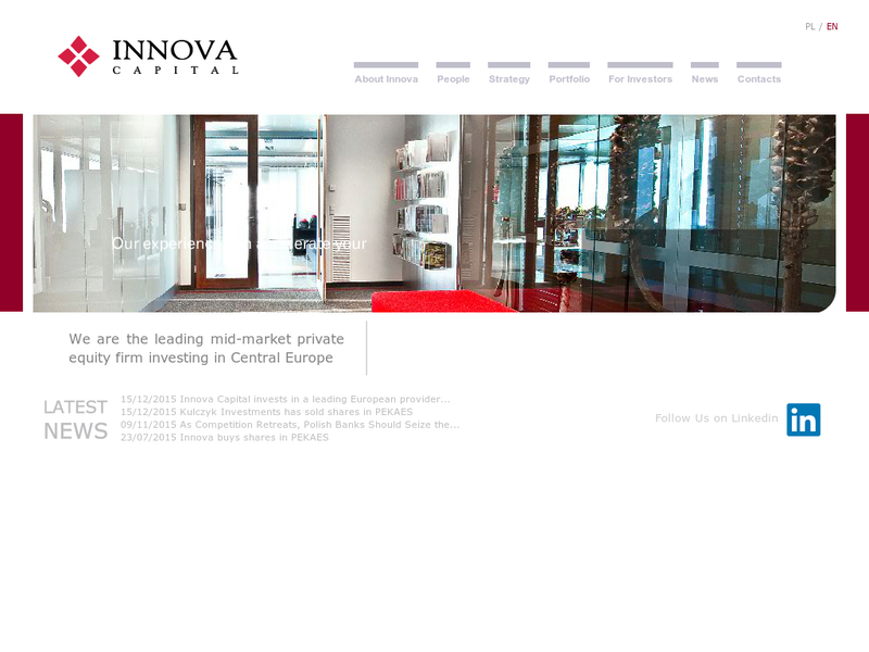 Images from Innova Capital Sp. z o.o.