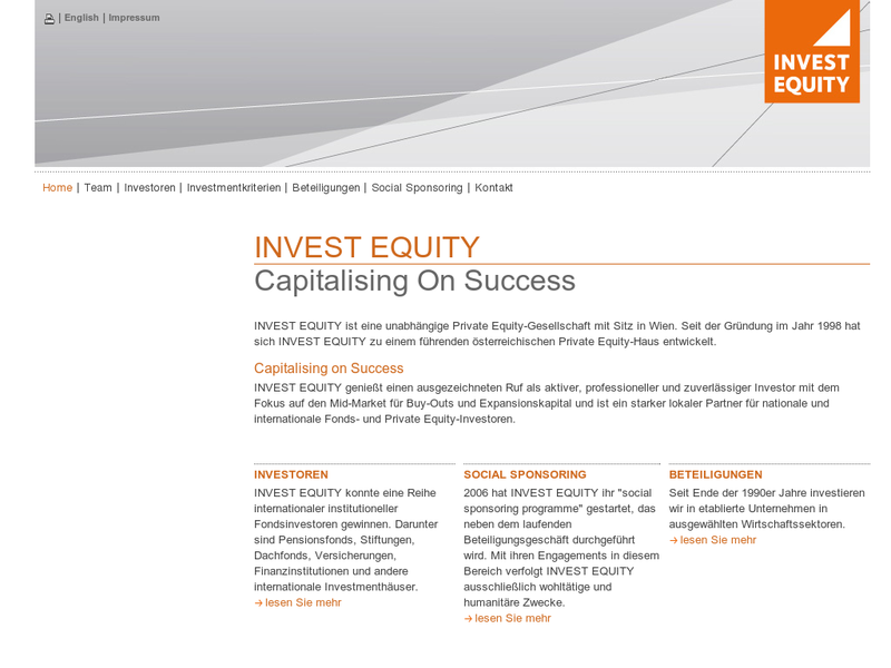 Images from Invest Equity