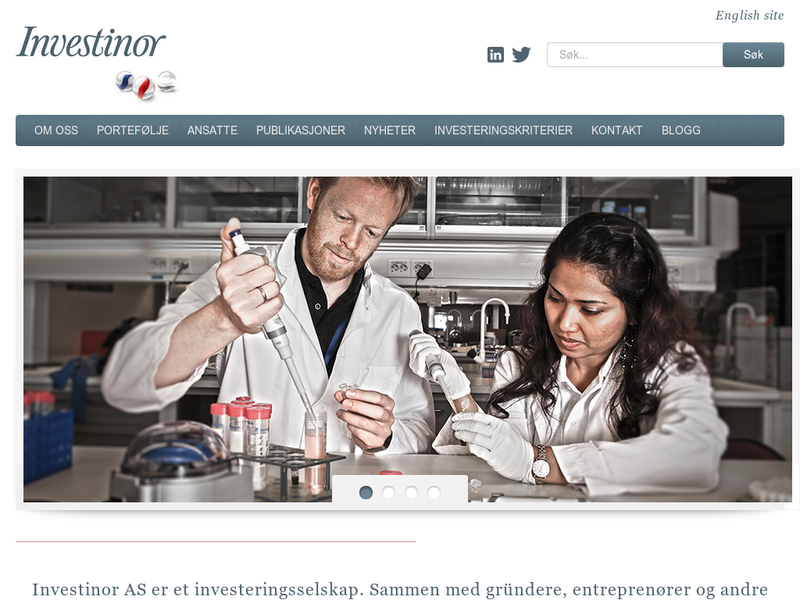 Images from Investinor AS