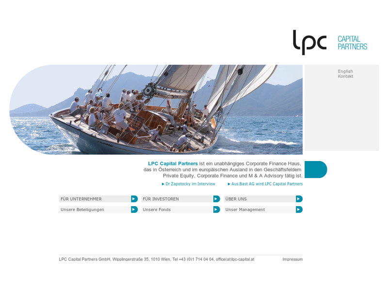 Images from LPC Capital Partners GmbH
