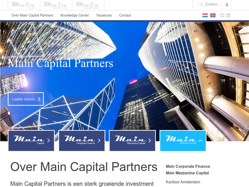 Images from Main Capital Partners
