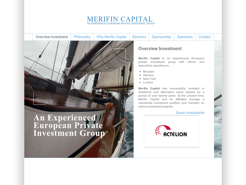 Images from Merifin Capital Group