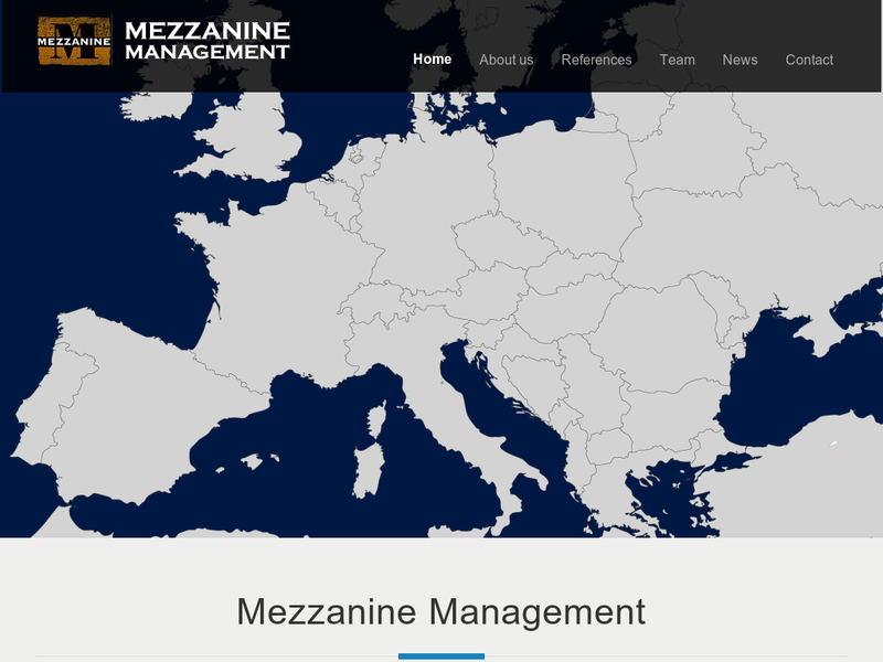 Images from Mezzanine Management Central Europe