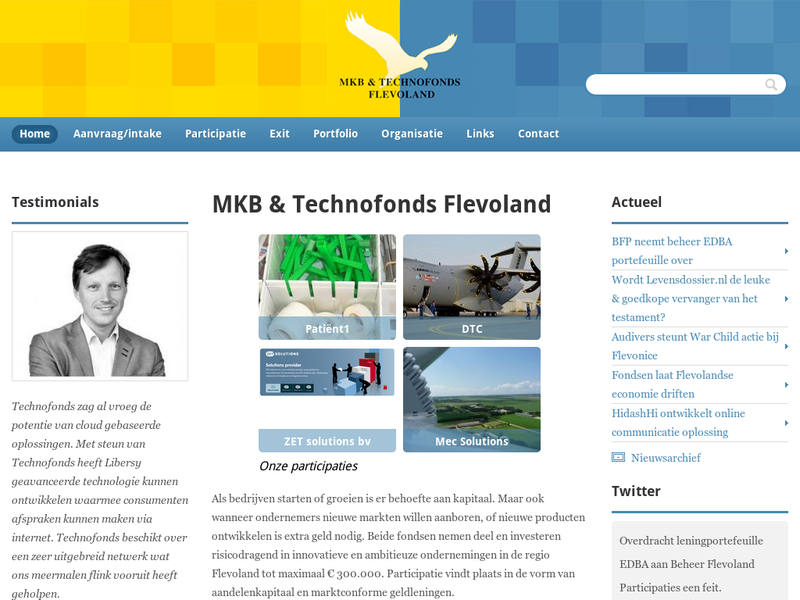 Images from MKB & Technofonds Flevoland