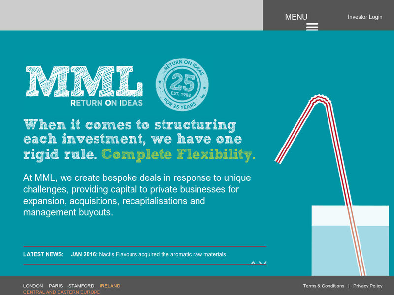 Images from MML Capital Partners LLP