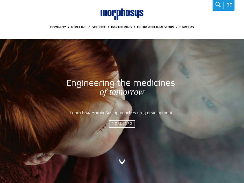 Images from MorphoSys AG