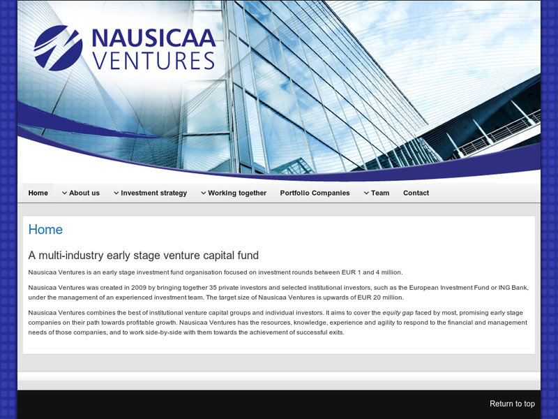 Images from Nausicaa Ventures
