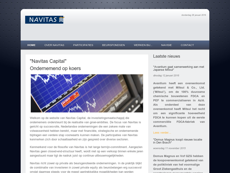 Images from NAVITAS Capital