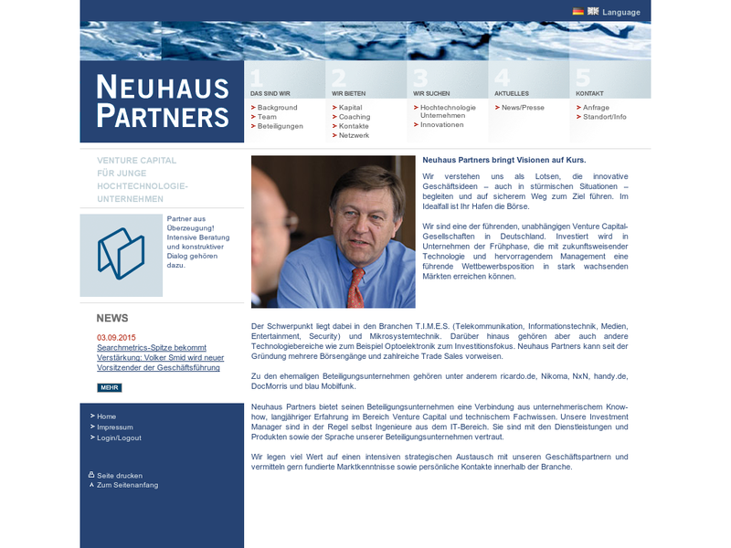 Images from Neuhaus Partners GmbH