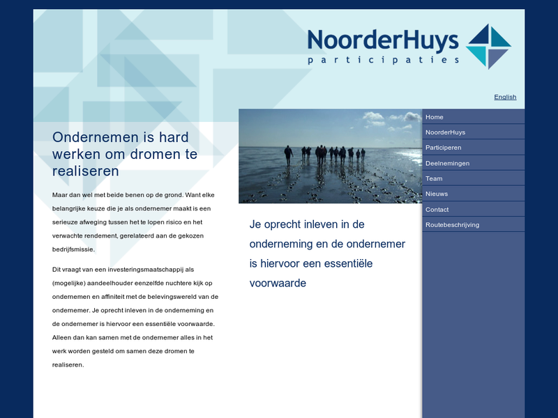 Images from NoorderHuys Participaties B.V.