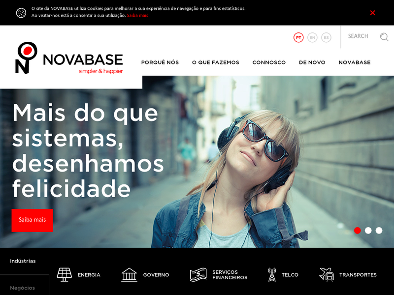 Images from Novabase Capital