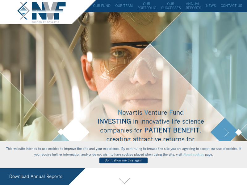 Images from Novartis Venture Funds